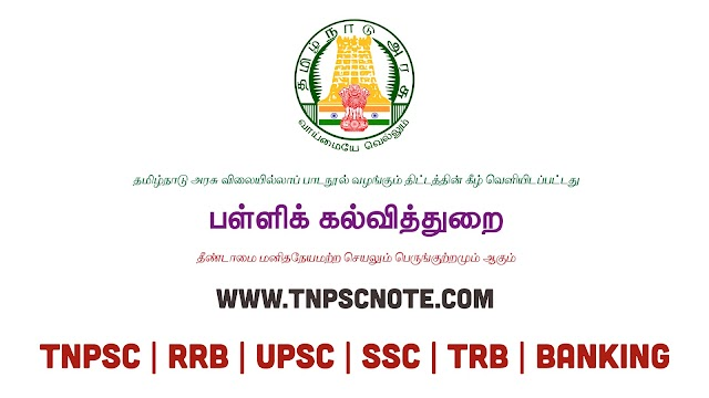 11th Samacheer Indian Polity Book From School Education for TNPSC Exams Part I Tamil Medium