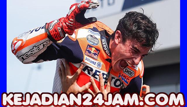 Rider Marc Marquez Masih Buka Peluang Gabung Ducati