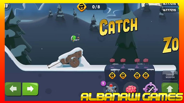 تحميل لعبة Zombie Catchers apk للأندرويد من الميديا فاير