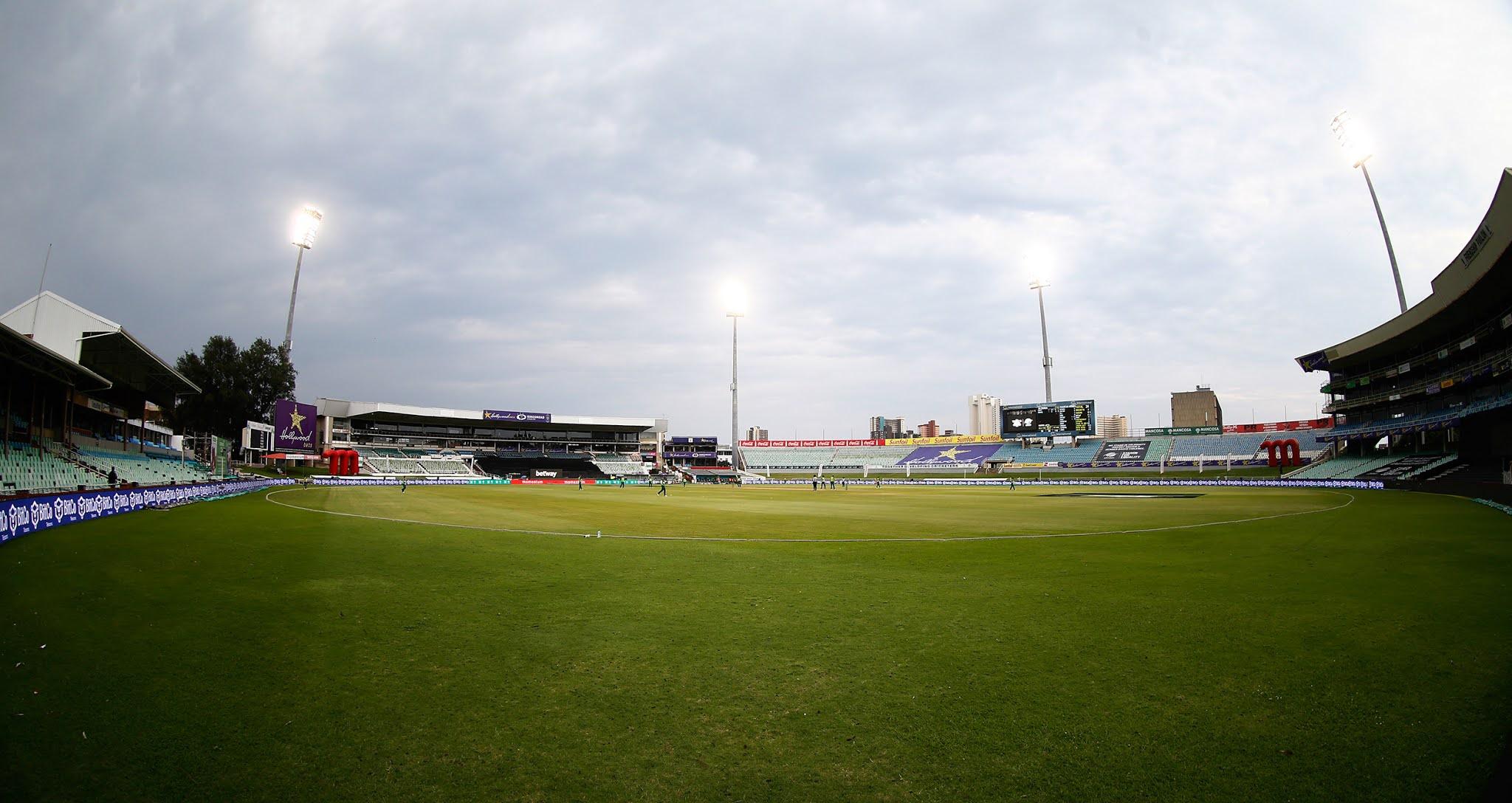 Hollywoodbets Kingsmead Stadium primed for T20 Challenge