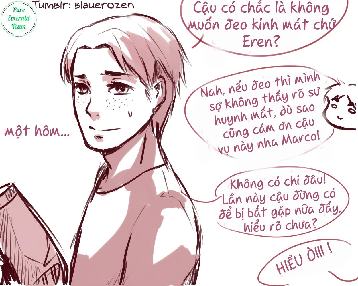 Trang 15 - [Pure Emerald] - Tên nhóc đẹp trai và khó ưa đó (- Blauerozen) - Truyện tranh Gay - Server HostedOnGoogleServerStaging
