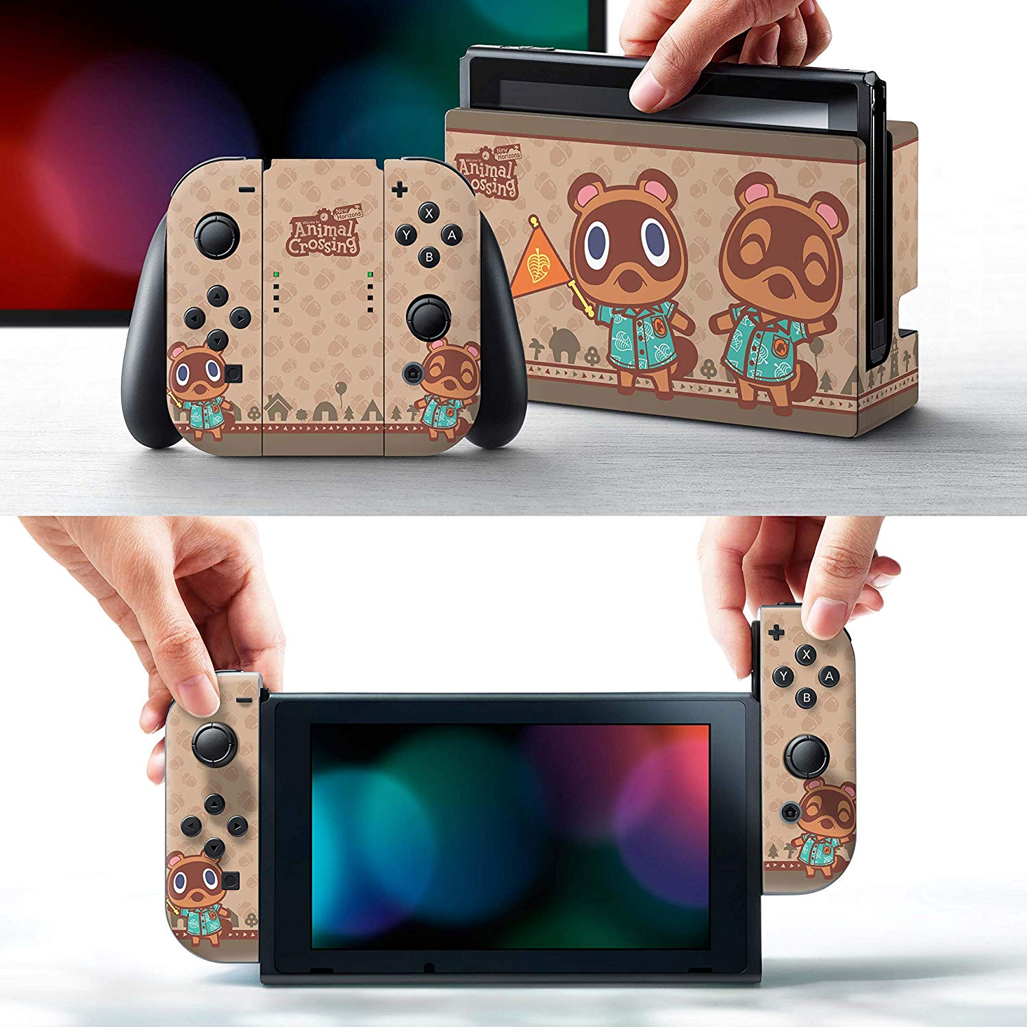 More Animal Crossing Switch Accessories By Controller Gear Revealed