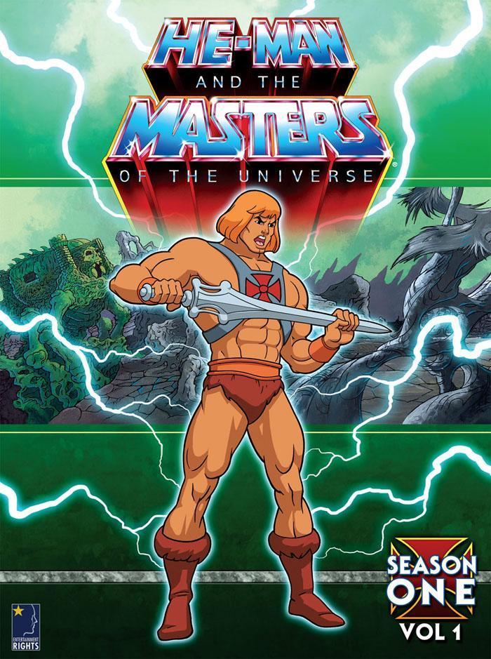 He-Man y los amos del universo Serie Completa Latino