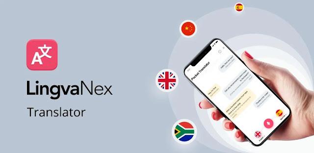 تحميل برنامج المترجم Lingvanex Language Translator للاندرويد و الايفون و الكمبيوتر