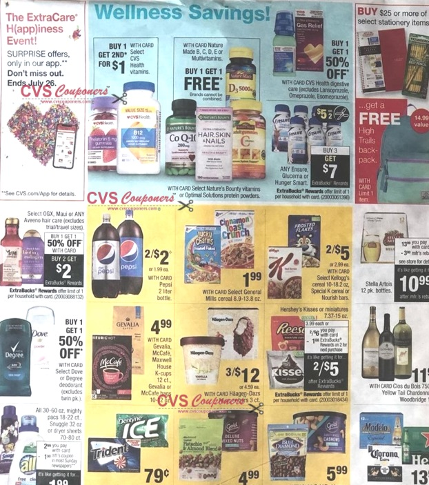 CVS Weekly Ad Preview 721-727 - Page-8