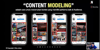 Content modeling By Niko Julius