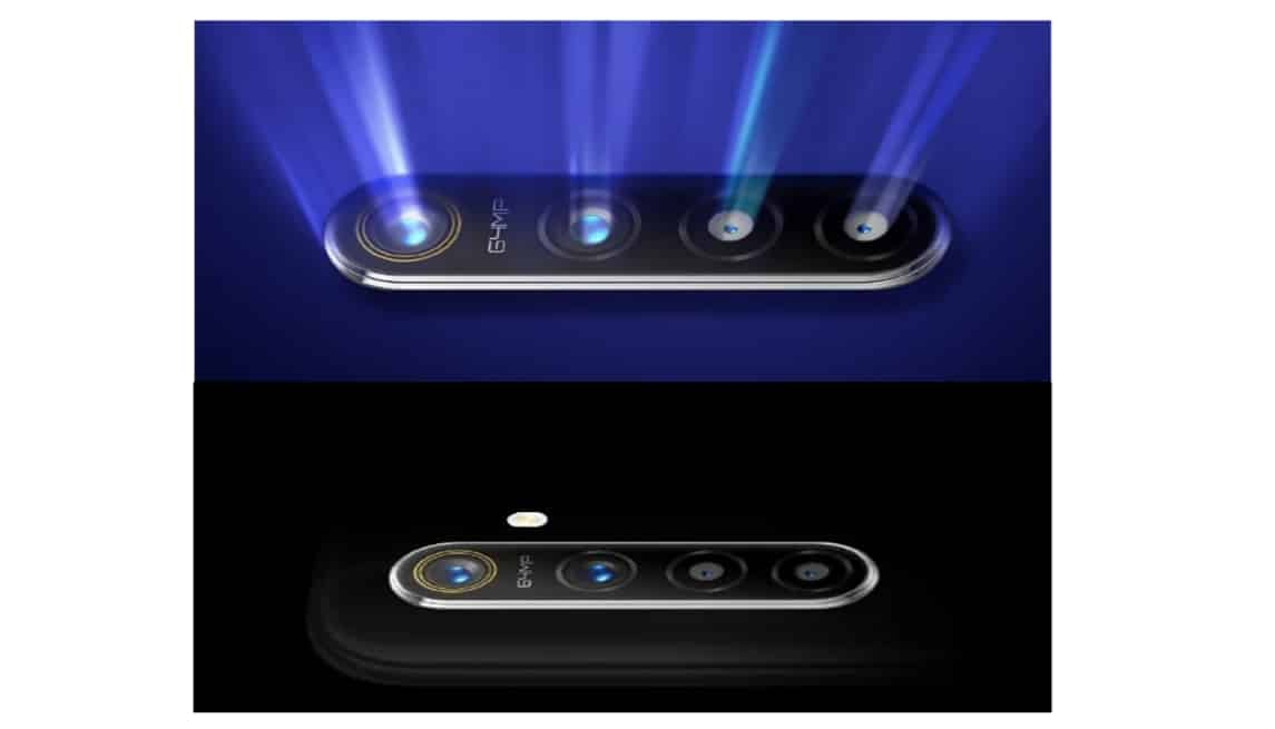 Realme 64 megapixel camera will be the first glimpse of the phone on August 8