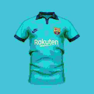 Konsep Baru Barcelona 2020-2021 Ketiga