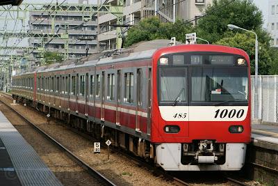 京浜急行新1000形 ステンレス車