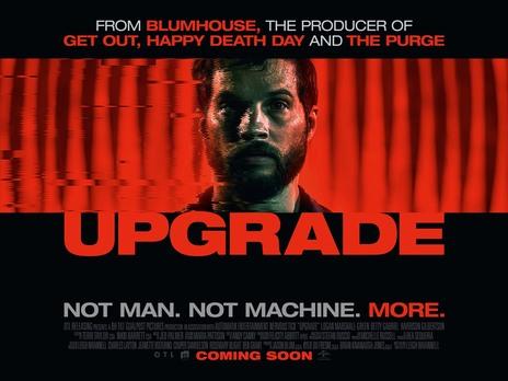 Leigh Whannell planea realizar 'Upgrade 2'