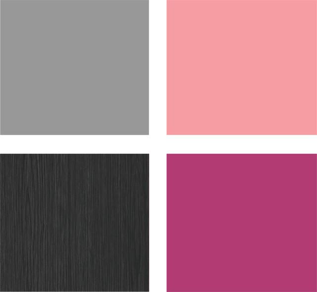 Hogares frescos paletas agradables 8 esquemas de colores - Paleta de colores para paredes interiores ...