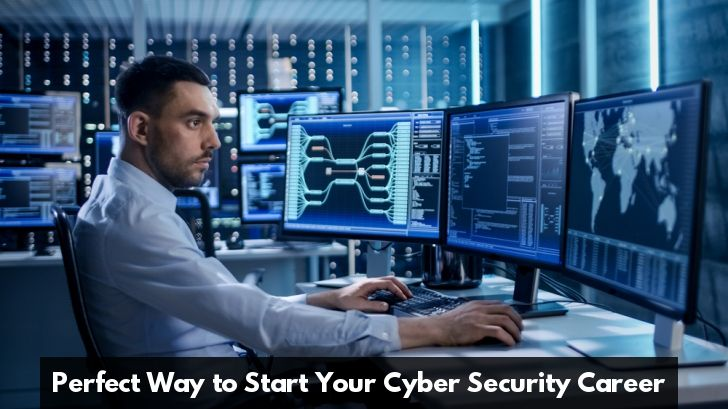 Cybesecurity career