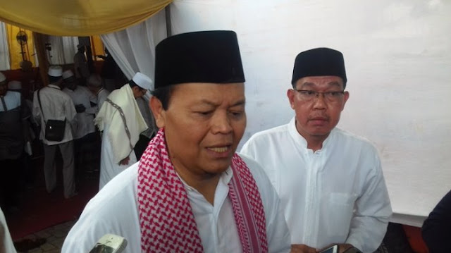 HNW: Pesan Hasyim Muzadi, Umat Islam Jangan Mau Diadu Domba!