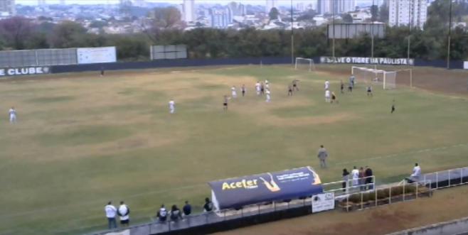 Paulista mostra força defensiva e segue invicto na sua preparação para Série B1