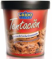 Increible variedad de helados GRIDO para que completes tus promos!