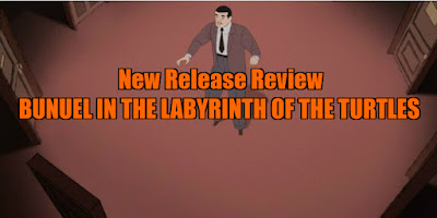 Buñuel in the Labyrinth of the Turtles review
