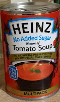 Heinz Tomato Soup No added sugar