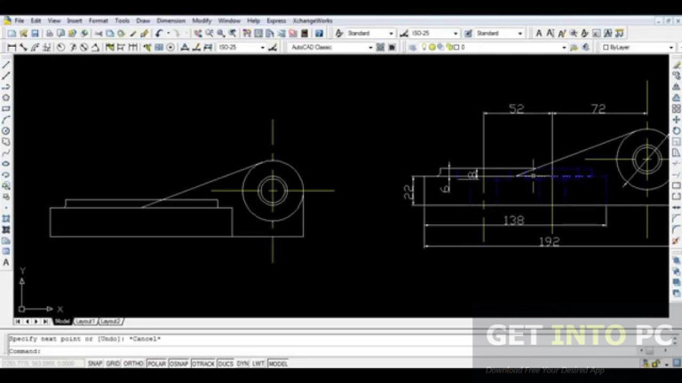 autocad 2008  full version with crack 32 bit