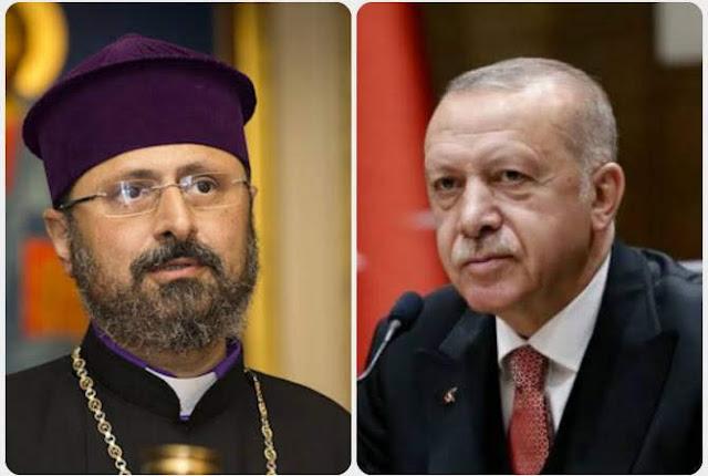 Erdogan y Sahak II criticados por fondos para coronavirus
