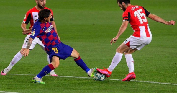 كورة اون لاين برشلونة يحتل وصافة الليغا بعد الفوز على بلباو بهدفين مقابل هدف