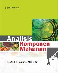 Analisis Komponen Makanan