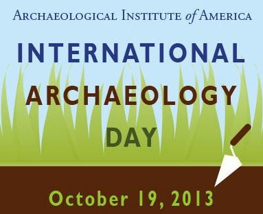 International Archaeology Day 2013