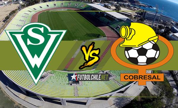 Santiago Wanderers vs Cobresal