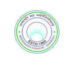 Biswanath College Logo