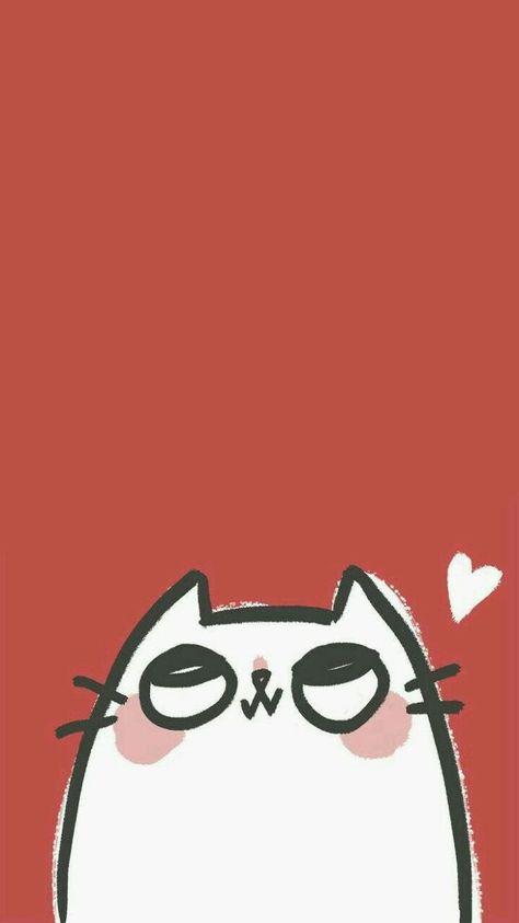 hình nền mèo dễ thương cho điện thoại