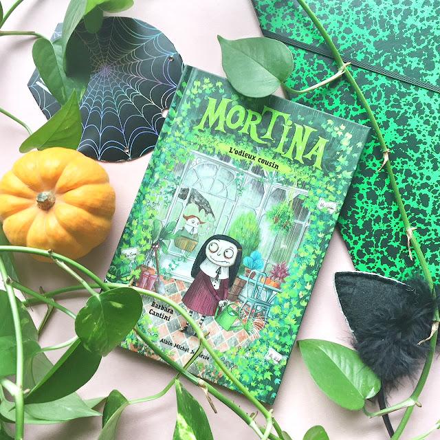 Mortina - L'odieux cousin de Barbara Cantini