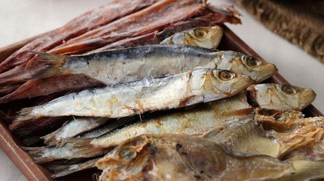 Tips Mengurangi Rasa Asin Banget pada Ikan Asin! Ternyata Mudah