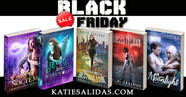Black Friday Book Sales