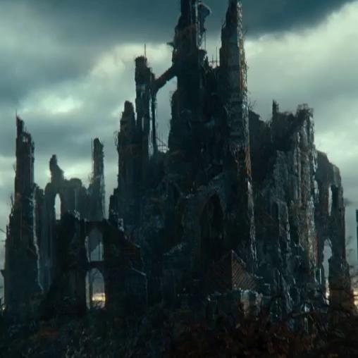 The Blog of the Hobbit: Dol Guldur: Digging a Little