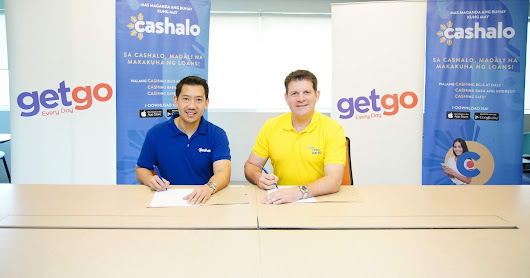 GetGOing with Cashalo