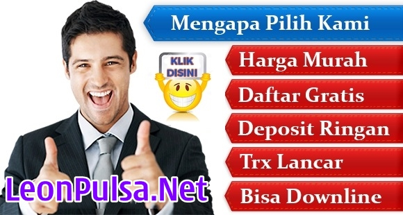 leonpulsa.net Web Resmi Server Leon Pulsa CV Jasa Payment Solution