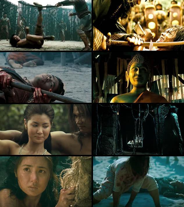 Ong Bak 3 2010 Dual Audio Hindi 720p BluRay