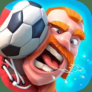 لعبة كرة القدم رويال مهكرة جاهزة مجانا، التهكير الصحة غير محدودة + مفتوحة بالكامل