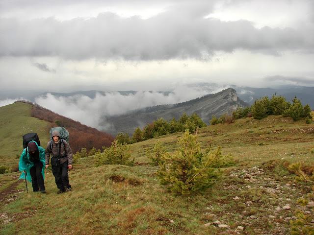 Пейзаж в окрестностях Кемаль-Эгерека