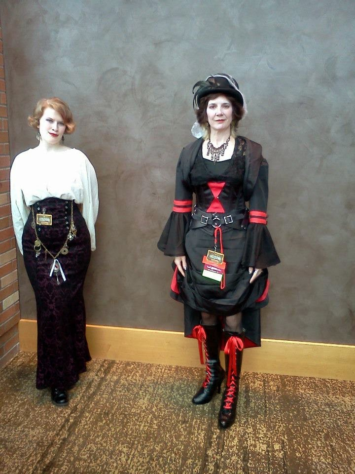 Thatu0027s Baba Yaga (who was the ONLY troll in attendance at this con) at Steamcon where the theme was Victorian Heroes and Victorian Monsters.  sc 1 st  Word-Whores & Word-Whores: The Troll Black Widow and Poison