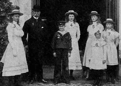 Allemagne 1901 ?