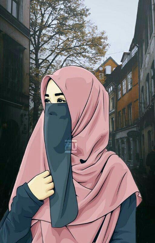 Kumpulan Anime Muslimah Bercadar Keren Blog Ely Setiawan