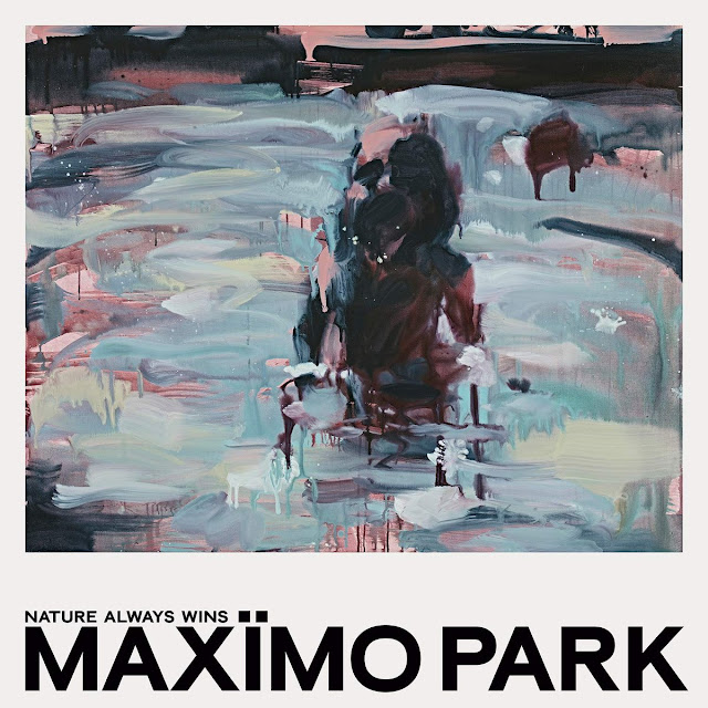 Maximo Park Nature Always Wins album cover from 2021