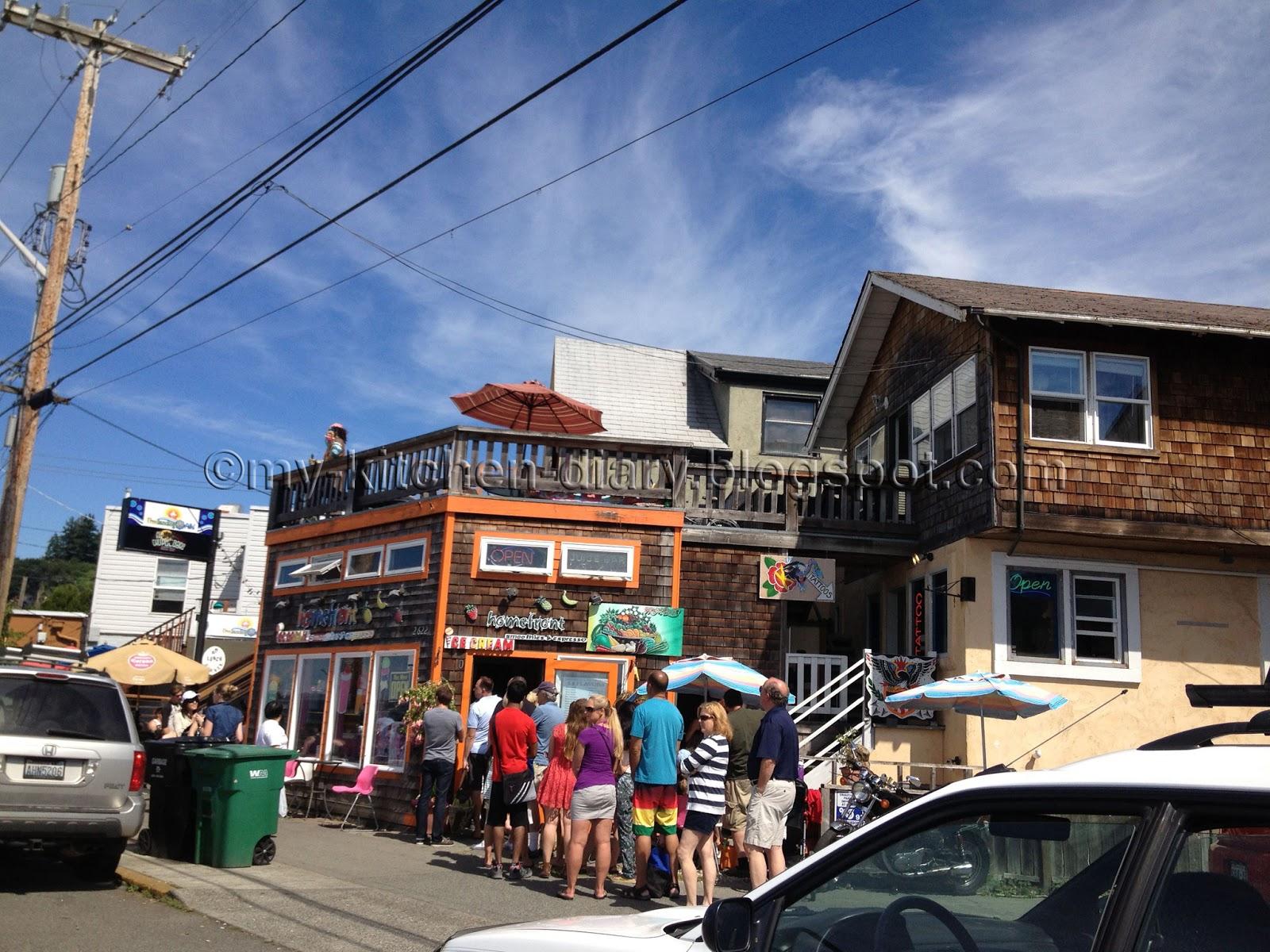 Alki Beach Restaurants Best