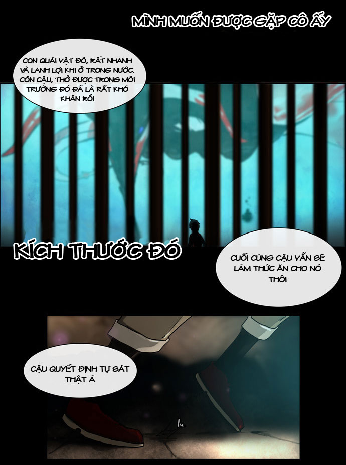 Tower of God chapter 1 trang 40