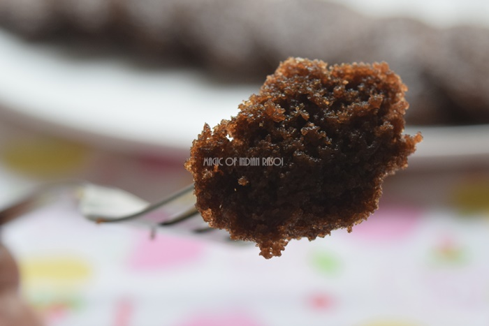 Choco Idli Cake | Bourbon Oreo Biscuits Cake in Steamer Recipe - Magic of Indian Rasoi - Priya R