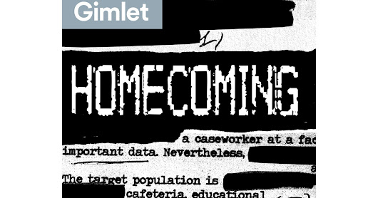 """Homecoming"" represents the past in radio and the future of advertising"