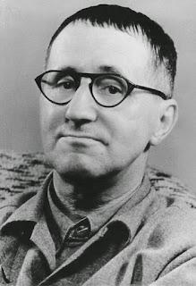 Πορτραίτο του Μπέρτολτ Μπρεχτ το 1948