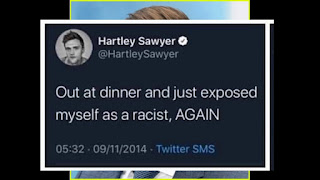 why was hartley sawyer fired
