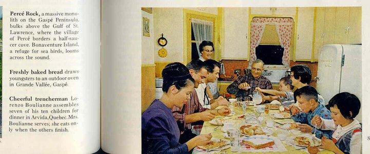 famille ovan dans le nord