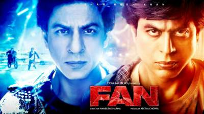 Fan 2016 Hindi Full HD Movies Free Download 480p Blu-Ray